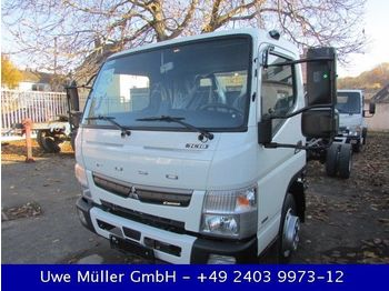 Châssis cabine Mitsubishi Canter 7 C 18 - 4,8 t. Nutzlast: photos 1