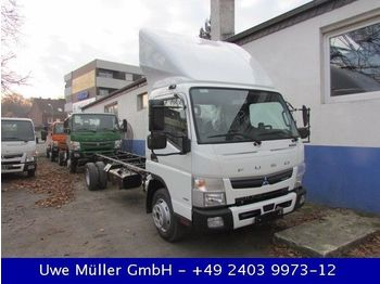 Châssis cabine Mitsubishi Fuso Canter 7 C 18 - 4,7 t. Nutzlast