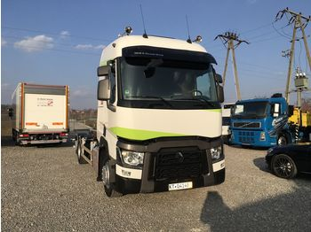 Châssis cabine RENAULT FH T430, ful serwis