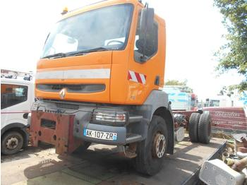 Châssis cabine Renault Kerax 260