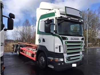 Scania R420 - SOON EXPECTED - 6X2 CHASSIS RETARDER EURO  - châssis cabine
