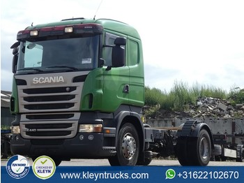 Scania R440 manual gearbox - châssis cabine