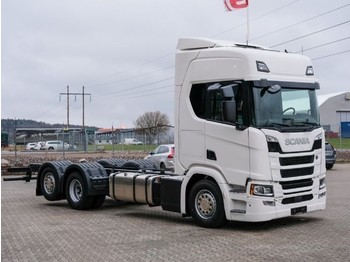 Scania R500 6x2*4 chassi 4750mm - châssis cabine