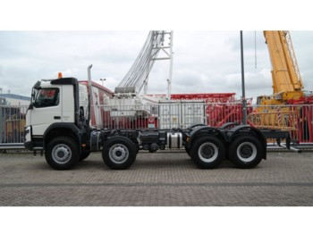Châssis cabine Volvo FMX500 NEW 8X6 EURO5 EEV HEAVY DUTY I-SHIFT CHASSIS
