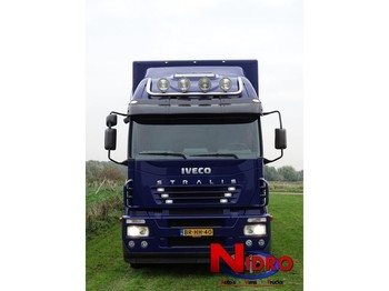 Iveco Stralis Flowers Store truck - camion
