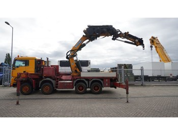 Camion MAN TGA 41.480 8X8 WITH EFFER 1550 8S + JIB 6S 36,4M REACH