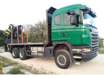 Scania G 400  - camion