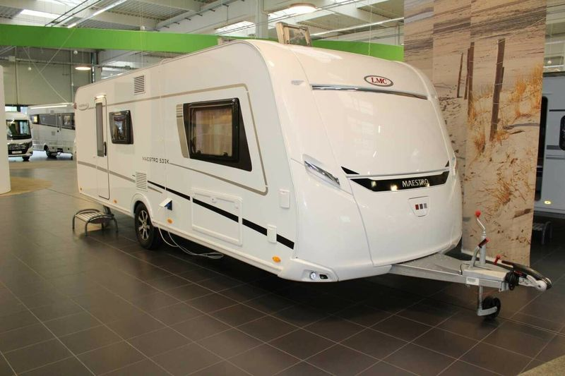cheap for discount san francisco low priced Caravane LMC Maestro 532 K **Messe-Aktion** Modell 2019 neuf ...