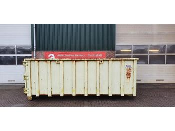 Benne ampliroll Haakarm container