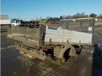 Ford Transit Dropside Tipper Body, Rear Axle - benne pour poids lourds