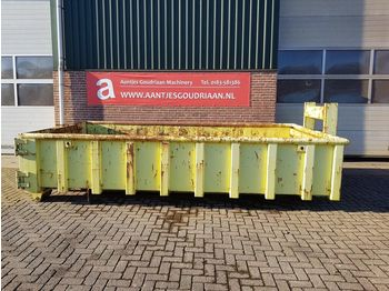 Haakarm container - benne pour poids lourds