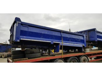 Thompson Steel Tipping Body - benne pour poids lourds
