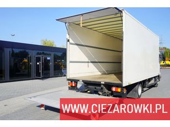 Carrosserie fourgon SAXAS Container body , 2018 , cargo lift 1.000kg , 6 x 2,5 x 2,4