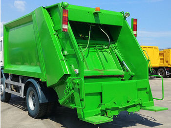 - 6 UNITS garbage truck body - carrosserie interchangeable - camion poubelle