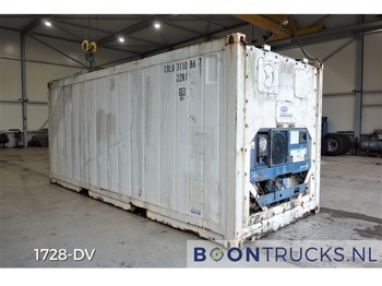 Conteneur Hyundai 20ft REEFER CONTAINER | CARRIER THINLINE: photos 1