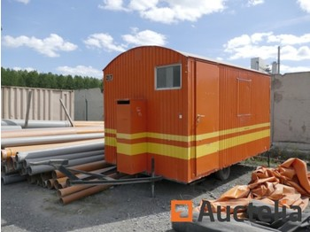 Onbekend Container gebraucht kaufen, Preis 400 EUR, bei Truck1 - 3814990