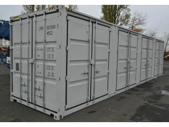 Conteneur Unused 40' Container, 4 Side Doors, 1 Rear Door