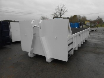 Carrosserie interchangeable/ conteneur Masterbenne 10 m³ - full steel