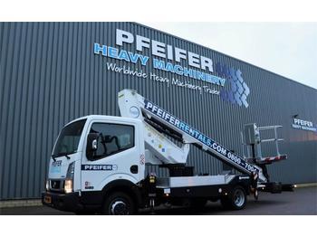 Camion avec nacelle Palfinger P200TXE Valid inspection, *Guarantee! Driving Lice