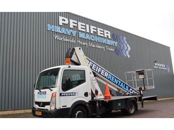 Camion avec nacelle Palfinger P260B Valid inspection, *Guarantee! Driving Licenc