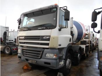 Camion malaxeur DAF CF85 380