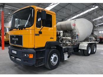 Camion malaxeur MAN 27.293DF