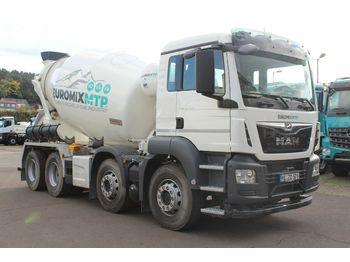 Camion malaxeur MAN 32.420 / Euromix MTP EM9SL VORFÜHRWAGEN