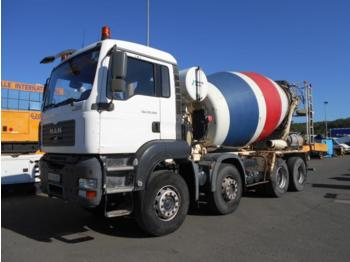 Camion malaxeur MAN TGA 35.350