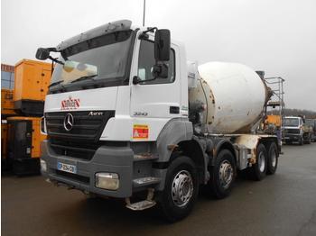 Camion malaxeur Mercedes Axor 3243