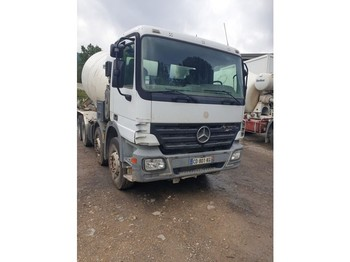 Camion malaxeur Mercedes-Benz Actros 3241 Liebherr mixer - 9 m³