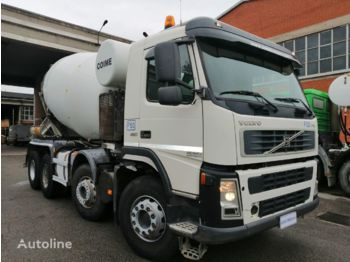 VOLVO fm 480 - camion malaxeur