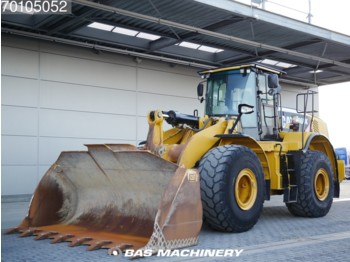 Caterpillar 966K German dealer machine - chargeur