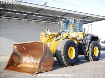 Komatsu WA470-6 German dealer machine - low hours - chargeur