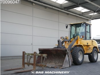 Chargeur Volvo L30B 4X4 MP bucket and forks