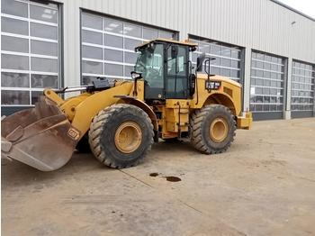 Chargeuse sur pneus  2018 CAT 950GC