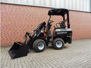 Chargeuse sur pneus AGS Hofknecht HL 800 ( Hoflader )