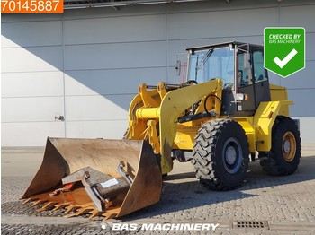 Chargeuse sur pneus Ahlmann AS200 FROM FIRST OWNER