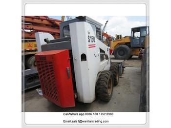 Chargeuse sur pneus BOBCAT S150