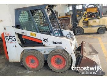Chargeuse sur pneus Bobcat 553