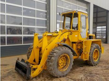 Chargeuse sur pneus  Bray Wheeled Loader