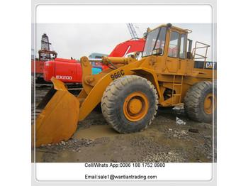 Chargeuse sur pneus CATERPILLAR 966C