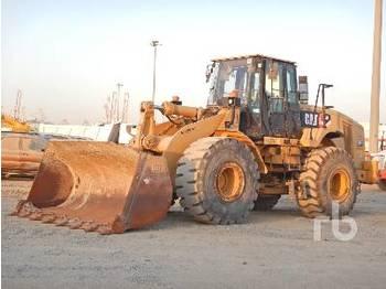 Chargeuse sur pneus CATERPILLAR 966H