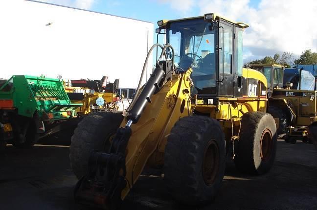 chargeuse sur pneus Caterpillar 930 G 930 G