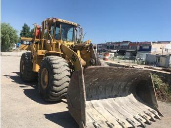 Chargeuse sur pneus Caterpillar 966E