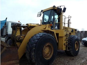 Chargeuse sur pneus Caterpillar 980F II