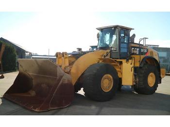 Chargeuse sur pneus Caterpillar 980K