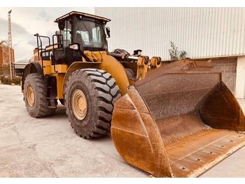 Chargeuse sur pneus Caterpillar 980 M