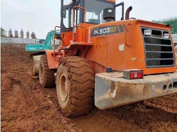 Chargeuse sur pneus DOOSAN DL503