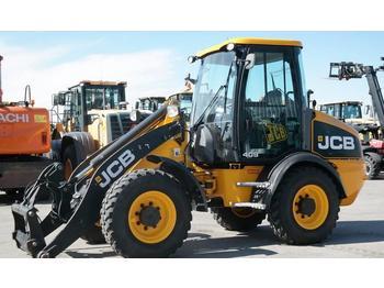 Chargeuse sur pneus JCB 409