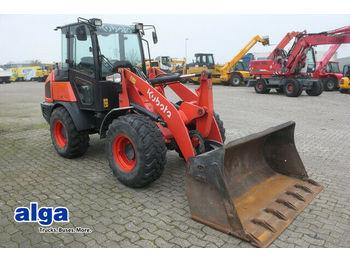 Chargeuse sur pneus Kubota R085 4x4, Schnellwechselsystem, nur 850 Std.